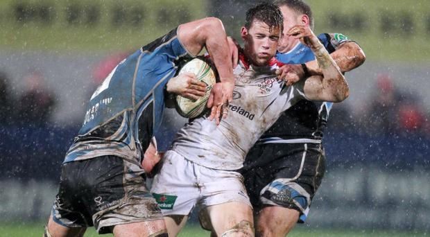 Conditions at Ravenhill certainly made for interesting rugby last weekend