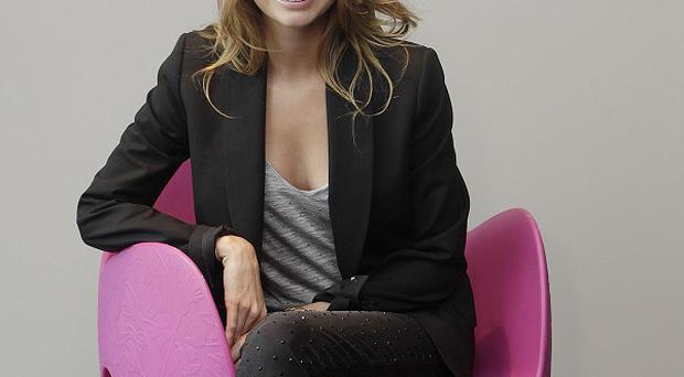 Nadine Coyle will share the stage with Snow Patrol's Gary Lightbody