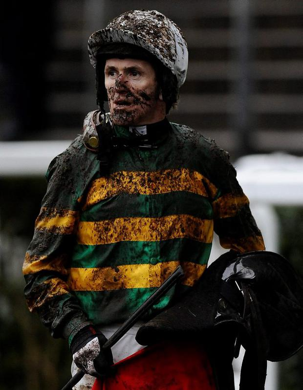 Brought to book: AP McCoy is to write his first novel