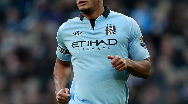 Vincent Kompany's three-match suspension has been withdrawn with immediate effect