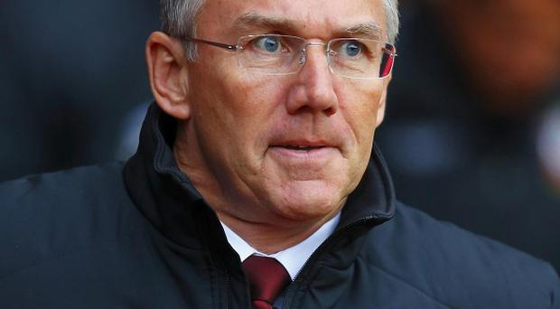 Saints boss Nigel Adkins, pictured, has not confirmed whether there is a bid for Vegard Forren