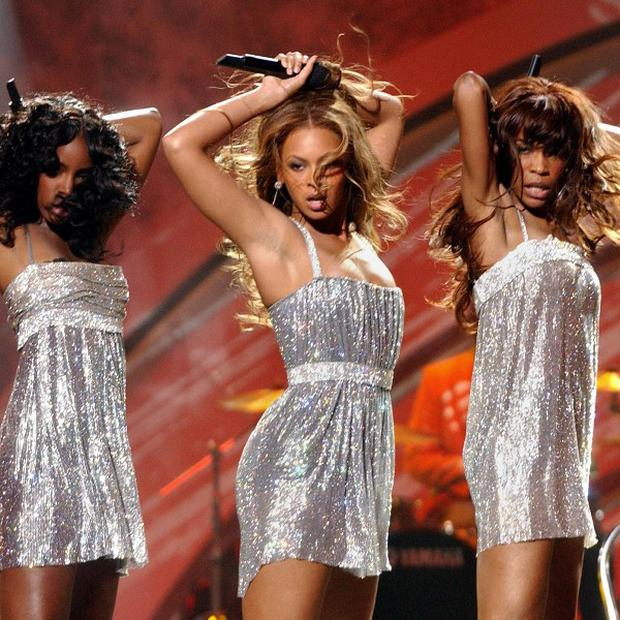 Destiny's Child have had a mixed reaction to new track Nuclear