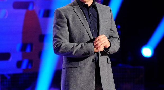 Graham Norton plans to chat for seven hours for Comic Relief