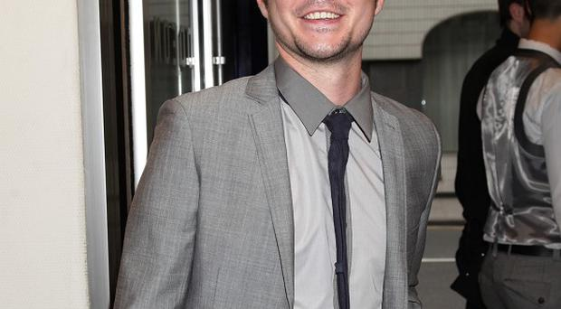 Martin Compston always wanted to play Paul Ferris