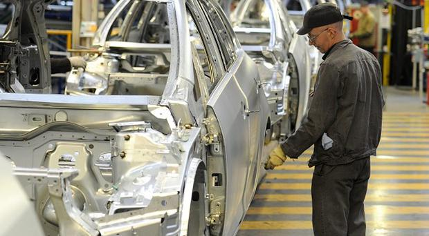 UK car production for export reached an all-time high last year, figures show