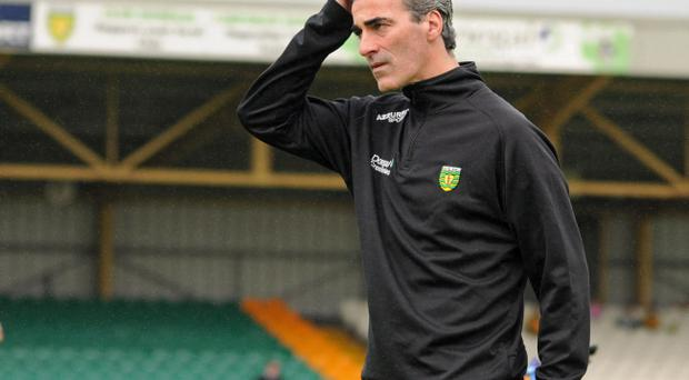 Jim McGuinness must now prove that Donegal are a great rather than just a good team