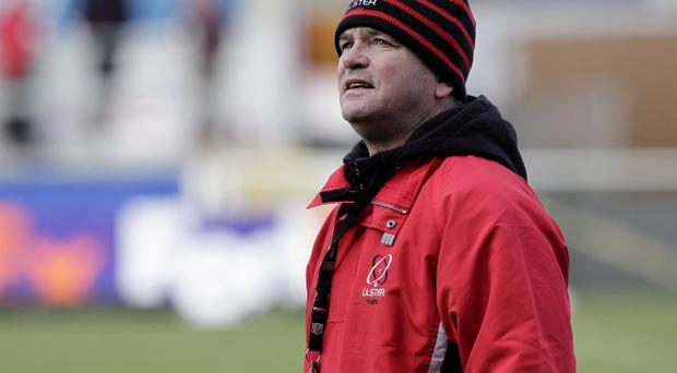 Ulster coach Mark Anscombe is only worried about winning on Saturday, not Ulster's previous record on French soil