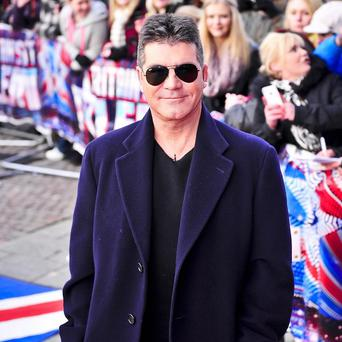 Simon Cowell has reportedly been tough at the Britain's Got Talent auditions