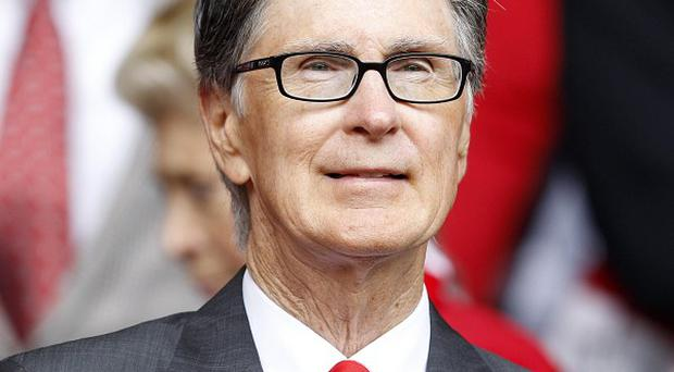 Liverpool's principal owner John Henry has not made the trip to Anfield recently