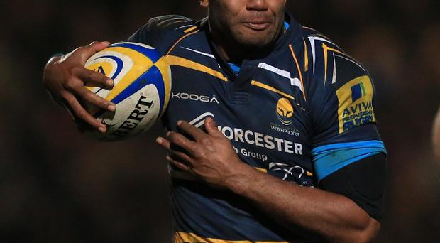 Worcester Warriors' Josh Drauniniu has signed a new deal