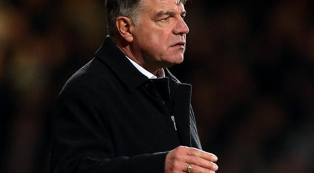 Sam Allardyce is on the lookout for defenders