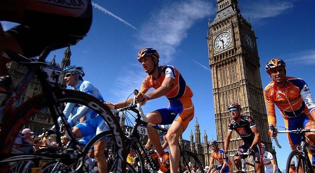 British cities will be hosting parts of next year's Tour de France