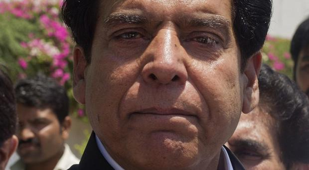 Pakistan prime minister Raja Pervaiz Ashraf faces accusations of corruption