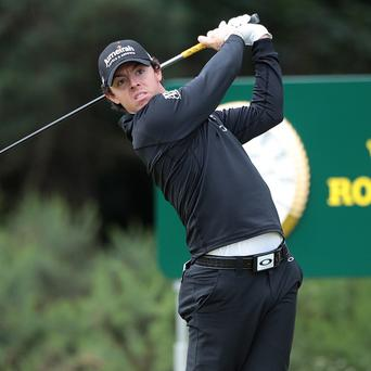 Rory McIlroy is a two-time major winner