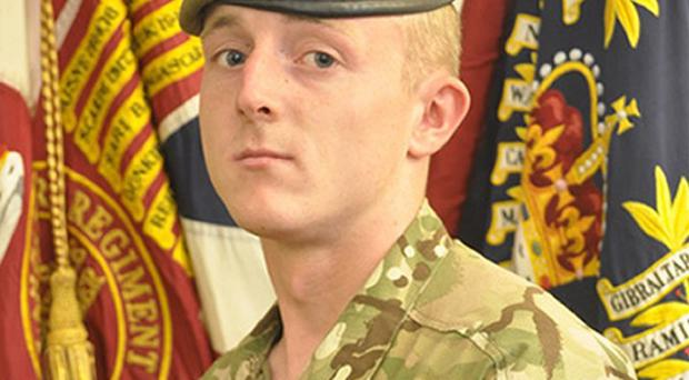 Kingsman David Robert Shaw died in hospital on Wednesday after he was wounded in Afghanistan