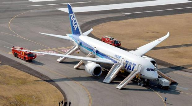 A Dreamliner flight is forced to make an emergency landing at Takamatsu airport in Japan