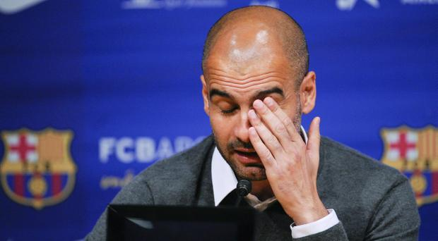 In moving to Bayern Munich, Pep Guardiola has chosen the club where he is least likely to fail