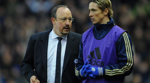 Much as Chelsea fans dislike Rafael Benitez, many are hoping that he will be able to get the best from striker Fernando Torres