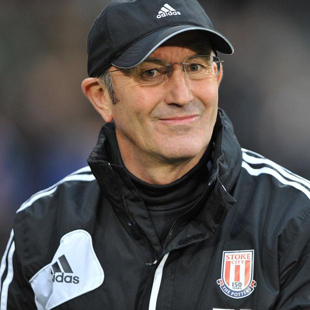 Tony Pulis is determined to see simulation eradicated from the English game