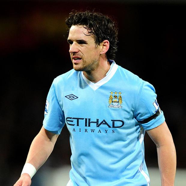 Owen Hargreaves says he will not consider a playing future in the lower leagues