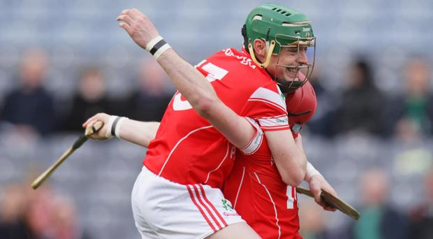 Liam Watson will be central to Loughgiel Shamrocks' crack at All-Ireland glory