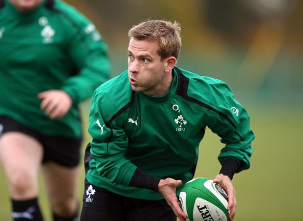 Paul Marshall is one of three uncapped Ulster players to be named in Ireland's training squad