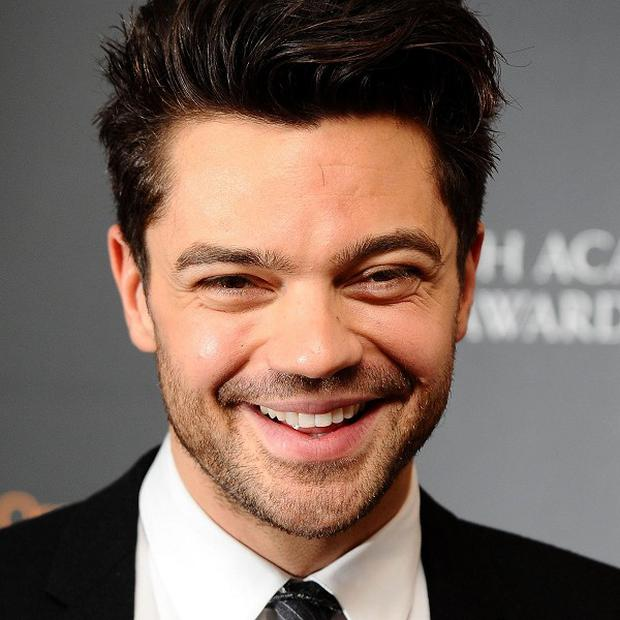 Dominic Cooper looks set to play Ian Fleming