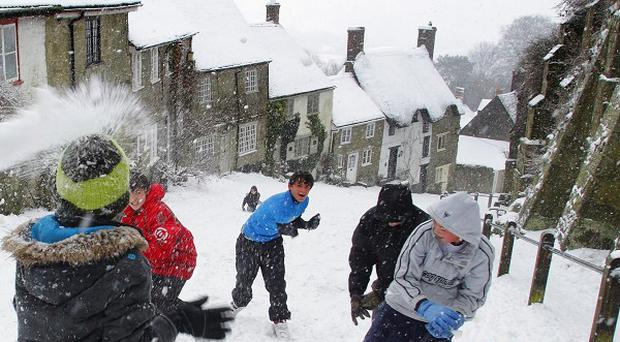 Professor Tanya Byron warned children even face restrictions on throwing snowballs