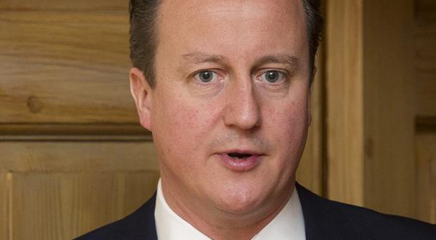 Prime Minister David Cameron said he hoped the situation in Algeria would be resolved shortly
