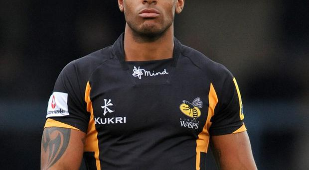 Tom Varndell has extended his stay with Wasps
