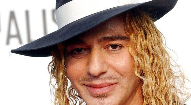 John Galliano is to return to fashion