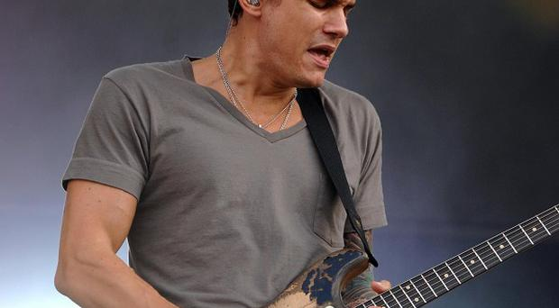 John Mayer performed at a benefit concert in Montana