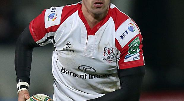 Ruan Pienaar kicked three penalties for Ulster