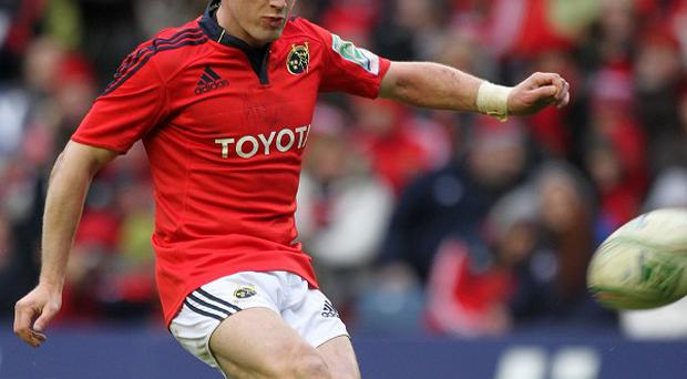 Ronan O'Gara has been suspended for Munster's clash with Racing Metro