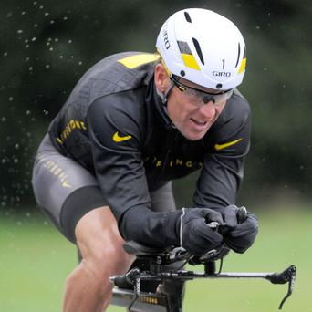 Lance Armstrong admitted using performance enhancing drugs during his career (AP/Steve Ruark)