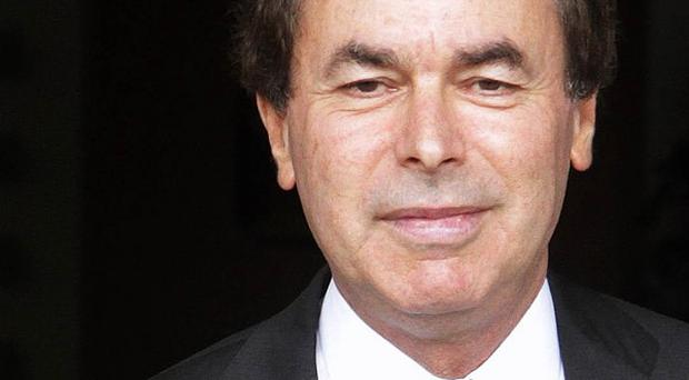 Justice Minister Alan Shatter said the closure of 95 garda stations will mean more gardai on the streets