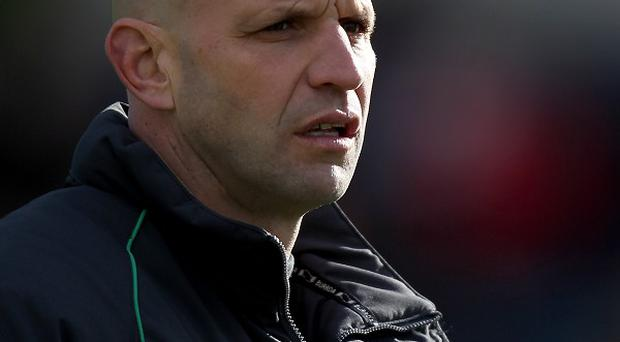 Jim Mallinder said his side's record of three wins and three defeats wasn't 'good enough'