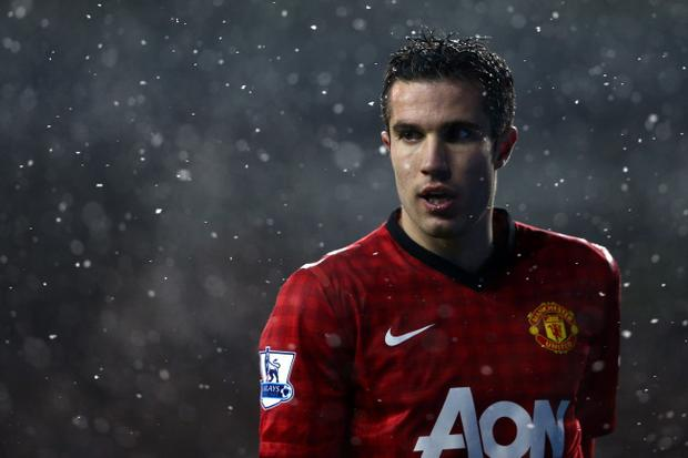 Van Persie feels Nani's sending off affected the result