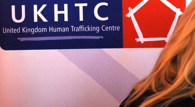 The United Kingdom Human Trafficking Centre has launched a campaign with Crimestoppers and ACPO to highlight the plight of trafficked workers