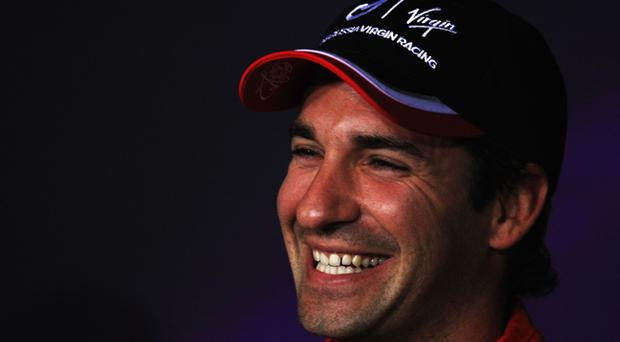 Timo Glock has left Marussia by mutual consent
