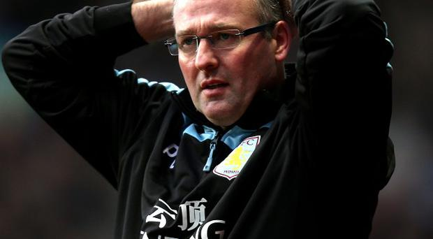 Paul Lambert has been left frustrated by his team's defending