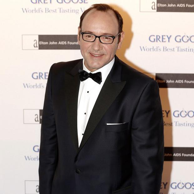 Kevin Spacey stars in a US adaptation of the hit miniseries House Of Cards