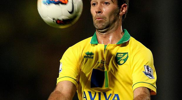 Simon Lappin played a big part in helping Norwich achieve back-to-back promotions