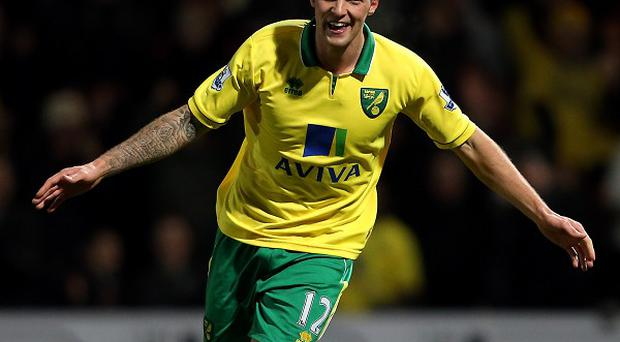 Norwich winger Anthony Pilkington receives a first national call-up for Ireland