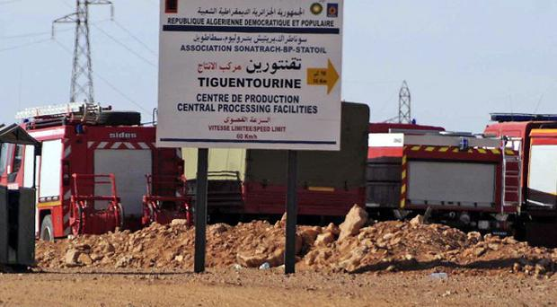 In Amenas, the gas plant where the hostage-taking occurred (AP)