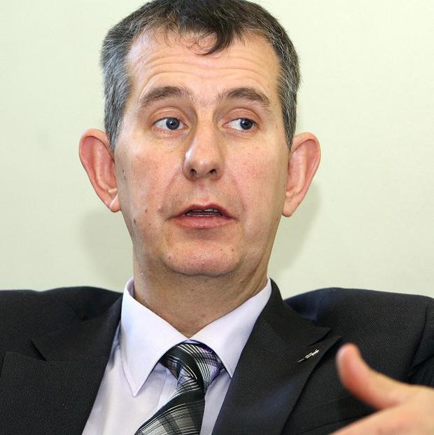 Health Minister Edwin Poots has some big decisions to make over the health service