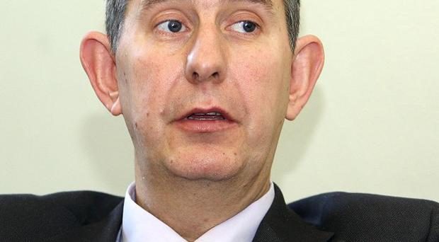 Health Minister Edwin Poots said new health laws had helped save people's lives in Northern Ireland