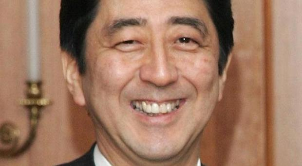 Japan's PM Shinzo Abe wants the country's central bank to ease monetary policy