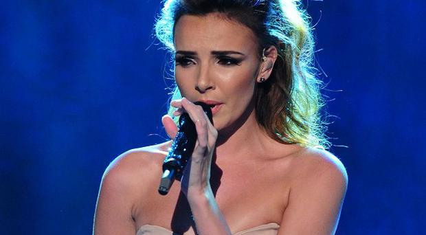 Nadine Coyle is performing in Londonderry