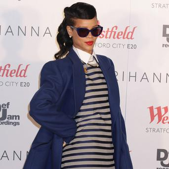 Rihanna is apparently working on more music with Chris Brown